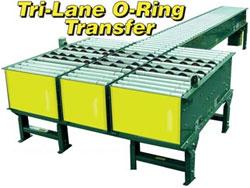 Tri-Lane O-Ring Transfer