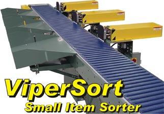 ViperSort - Small Item Sorter